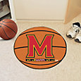 FANMATS Maryland Terrapins Basketball Mat