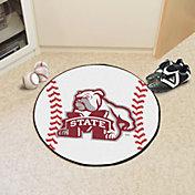 FANMATS Mississippi State Bulldogs Baseball Mat