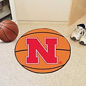 Nebraska Cornhuskers Basketball Mat