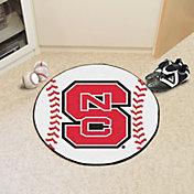 FANMATS NC State Wolfpack Baseball Mat