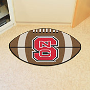 FANMATS NC State Wolfpack Football Mat