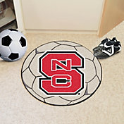 FANMATS NC State Wolfpack Soccer Ball Mat