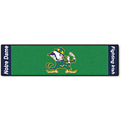 FANMATS Notre Dame Fighting Irish Putting Mat