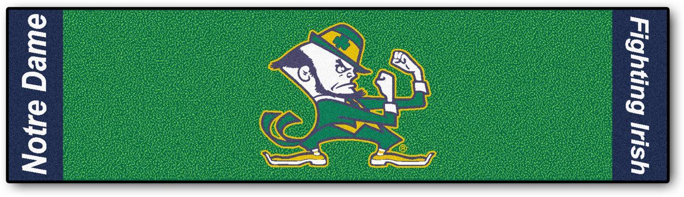 FANMATS Notre Dame Fighting Irish Putting Mat