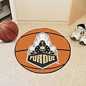 FANMATS Purdue Boilermakers Basketball Mat