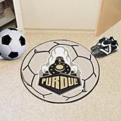 FANMATS Purdue Boilermakers Soccer Ball Mat