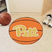 FANMATS Pittsburgh Panthers Basketball Mat