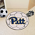 FANMATS Pittsburgh Panthers Soccer Ball Mat