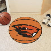 FANMATS Oregon State Beavers Basketball Mat