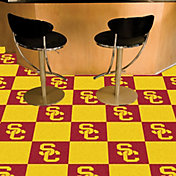FANMATS USC Trojans Team Carpet Tiles