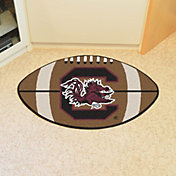 FANMATS South Carolina Gamecocks Football Mat