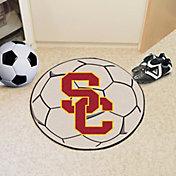 FANMATS USC Trojans Soccer Ball Mat
