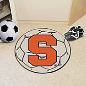 FANMATS Syracuse Orange Soccer Ball Mat