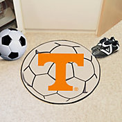 FANMATS Tennessee Volunteers Soccer Ball Mat