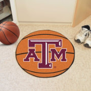 FANMATS Texas A&M Aggies Basketball Mat