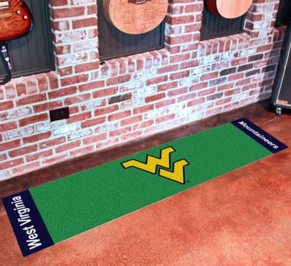 FANMATS West Virginia Mountaineers Putting Mat