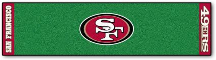 FANMATS San Francisco 49ers Putting Mat