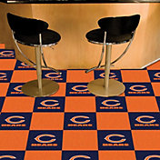 FANMATS Chicago Bears Team Carpet Tiles