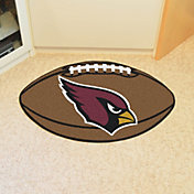 FANMATS Arizona Cardinals Football Rug