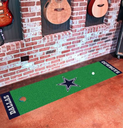 7fffd8f75c604d FANMATS Dallas Cowboys Putting Mat   DICK'S Sporting Goods