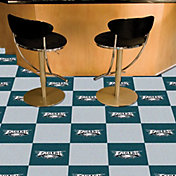FANMATS Philadelphia Eagles Team Carpet Tiles
