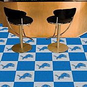 FANMATS Detroit Lions Team Carpet Tiles