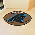 FANMATS Carolina Panthers Football Mat