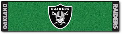 FANMATS Oakland Raiders Putting Mat