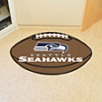FANMATS Seattle Seahawks Football Mat