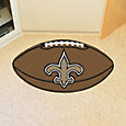 FANMATS New Orleans Saints Football Mat