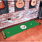 FANMATS Pittsburgh Steelers Putting Mat