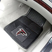 FANMATS Atlanta Falcons 2-Piece Heavy Duty Vinyl Car Mat Set