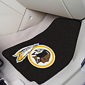 FANMATS Washington Redskins 2-Piece Printed Carpet Car Mat Set