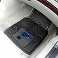 FANMATS St. Louis Blues Two Piece Heavy Duty Vinyl Car Mat Set