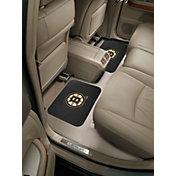Boston Bruins Two Pack Backseat Utility Mats
