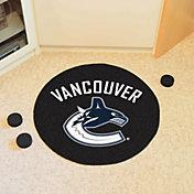 FANMATS Vancouver Canucks Puck Mat