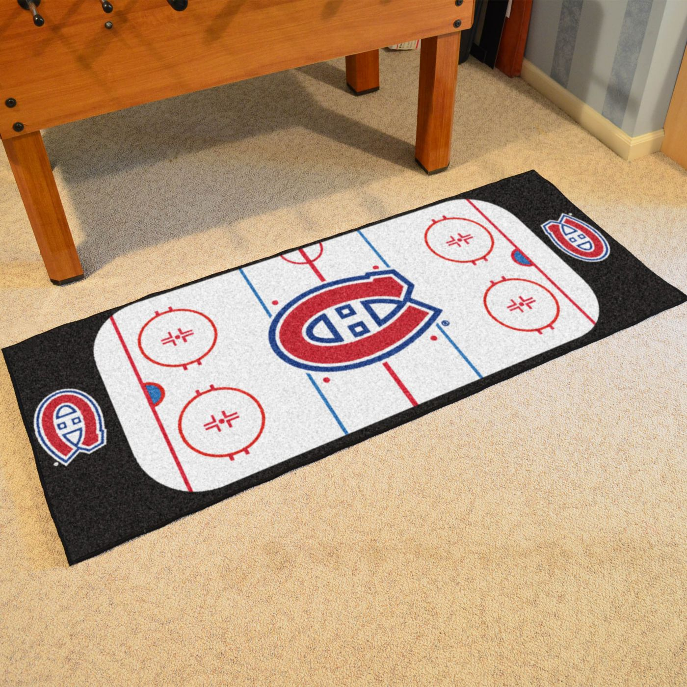 FANMATS Montreal Canadiens Rink Runner Floor Mat