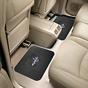 Washington Capitals Two Pack Backseat Auto Utility Mats
