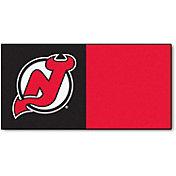 FANMATS New Jersey Devils Carpet Tiles