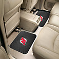 FANMATS New Jersey Devils Two Pack Backseat Utility Mats