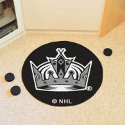 FANMATS Los Angeles Kings Puck Mat