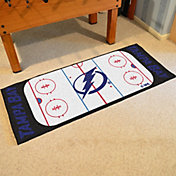 Tampa Bay Lightning Rink Runner Floor Mat