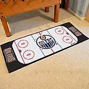 Edmonton Oilers Rink Runner Floor Mat