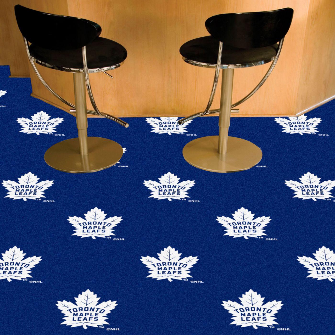 FANMATS Toronto Maple Leafs Carpet Tiles