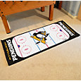 FANMATS Pittsburgh Penguins Rink Runner Floor Mat