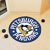 FANMATS Pittsburgh Penguins Vintage Puck Mat