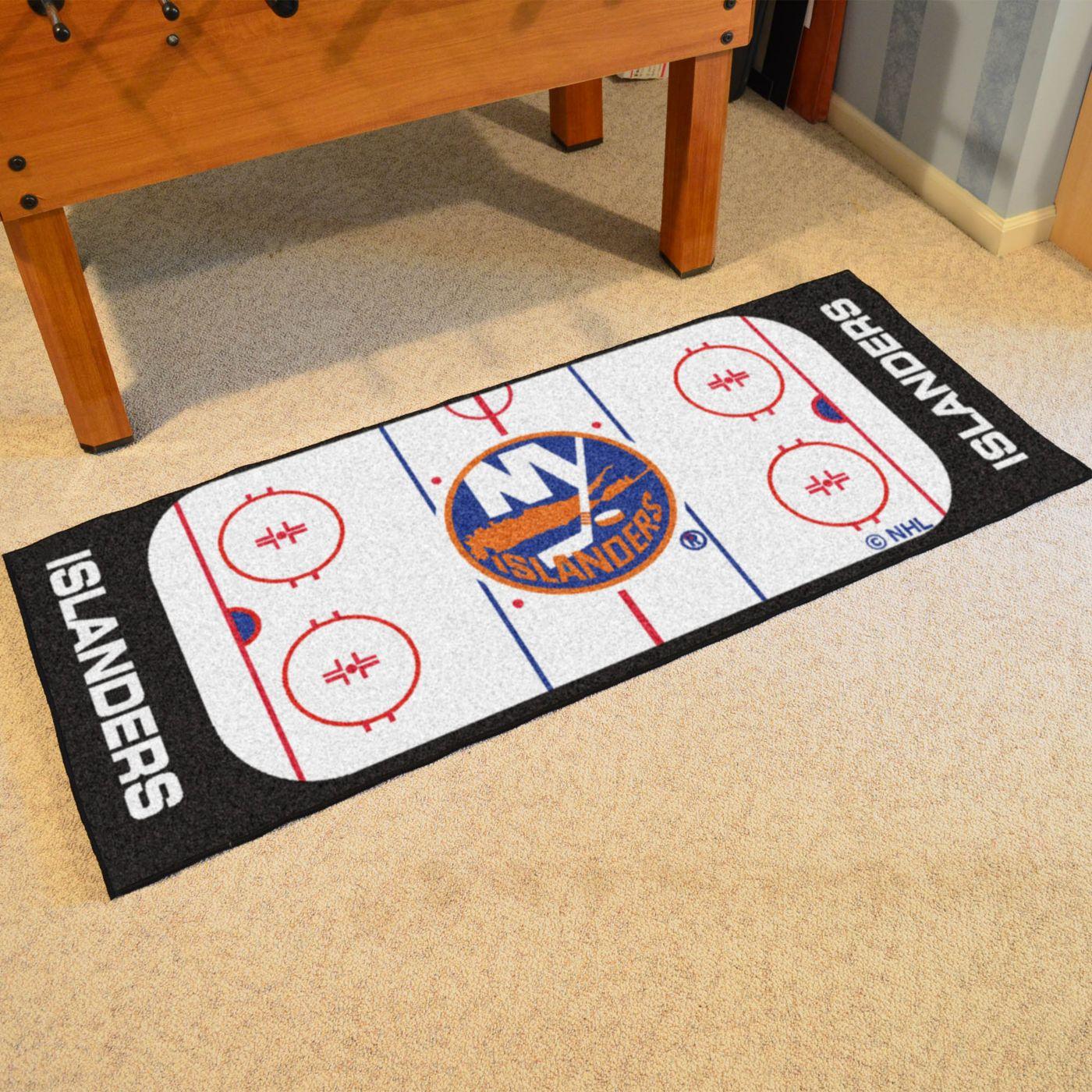 New York Islanders Rink Runner Floor Mat