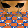 New York Islanders Carpet Tiles