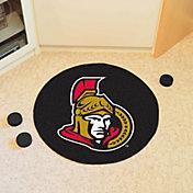 FANMATS Ottawa Senators Puck Mat