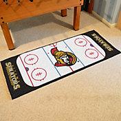 FANMATS Ottawa Senators Rink Runner Floor Mat